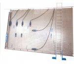 DUIN verticale hydraulische Opsluitbank, type Gatenbank, CE