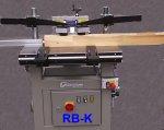 GÖTZINGER Drevelboormachine, type RB-K