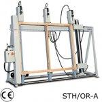 STROMAB verticale hydraulische Opsluitbank, type STH/OR-A, CE
