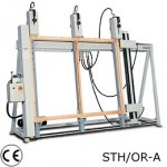 STROMAB verticale Opsluitbank, type STH/OR-A, CE