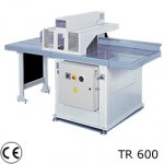 STROMAB Onderliggende Afkortzaagmachine, type TR-600, CE